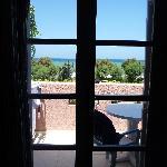 La vue fenêtre fermée