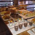 duoMo hotel - breakfast buffet