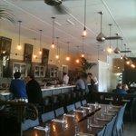 Restaurant Bar and Interior