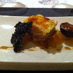 Millefeuille of foie