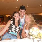 Me, Jack (Taner) and Ella!