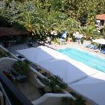 Balcony view II