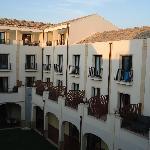 Hotel Mahara - eigentlich schön eingerichtet