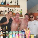 Alex, Scott, Ray and Spiros