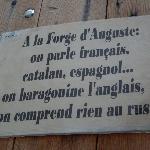 Photo de La Forge d'Auguste