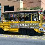 My duck boat