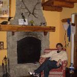 El hogar de la cabaña