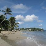 The Beach. Choc Bay