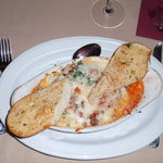 Lasagna Al Forno at Peppercorn Grille