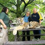 us with jen and the tiger