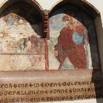 Fresken aus 1525