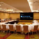Royal Palm Ballroom - part of over 4300 sq. ft. of flexible corporate & social function space
