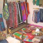 Boutique SOUKOUPAPAYE étoffes,souvenirs, vetements