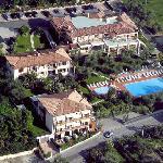 Hotel Villa Olivo Foto