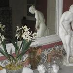 salle de bain ch. Louis XV