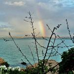 L'arcobaleno sul Residence