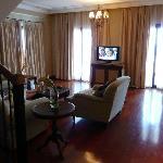 Salon suite duplex
