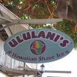 Best shave ice!