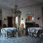 Breakfast room if not on terrace