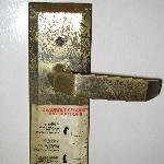 Rusted Door Handle
