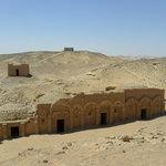 Tombs at Al-Bagawat