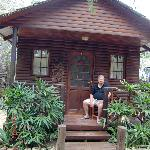 Wooden Cabins are Comfy and airconditioned