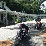 White Trellis Motel Foto