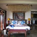 Plumeria Villa - bedroom view