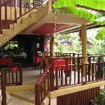 Sandalwood Restaurant (so quiet and peaceful!)