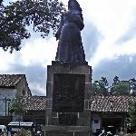 Statue on Plaza