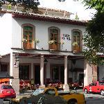 Gran Hotel on Plaza Chica