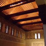 Sinagoga el Tránsito, Toledo.