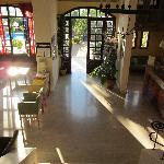 Hotel Interior.