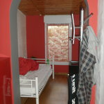 View no. 1 of three bed dorm