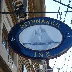 Spinnaker Inn new sign by Chisleworks