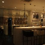 Bar et salle déjeuner