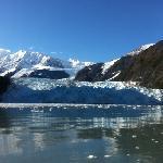 one glacier view