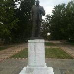 Martin Luthur King statue