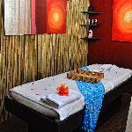 Serene Massage Area