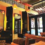 Inside Salon Beachview