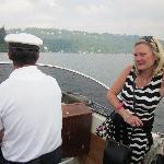 Lake Orta Boat Ride