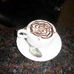 Cappuccinos were AMAZING!!