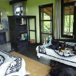 My room at Sapana Village Lodge