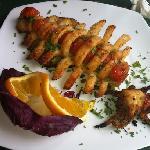 calamaro gratinato al forno