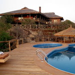 Escarpment Luxury lodge  Manyara Arusha
