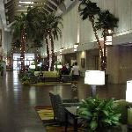 Reception Area Double Tree, Orlando