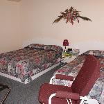 Notre jolie chambre...