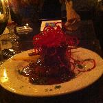 7 course meal/festive