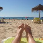 Playa frente hotel