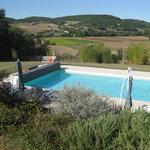 Swimming pool Cap de Roux